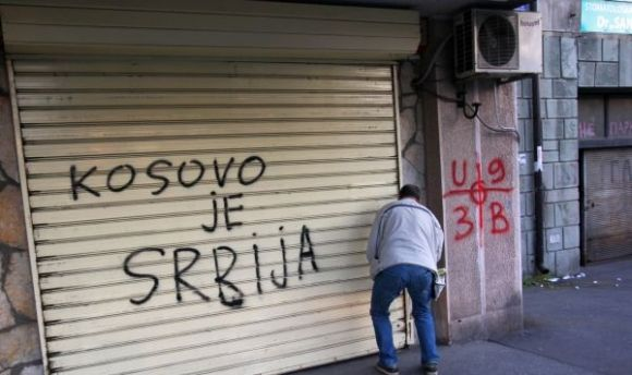 an essay on the kosovo crisis